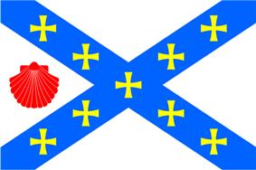 Flag of Peñamellera Baja