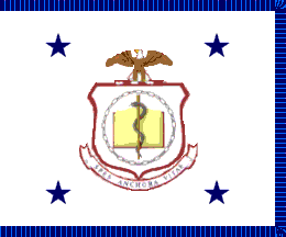 Flag of the U.S. Assistant Secretary of Health, Education, and Welfare