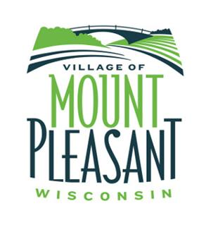 Flag of Mount Pleasant, Wisconsin
