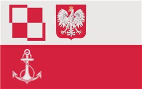 Naval airport flag