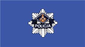 Police vessels flag