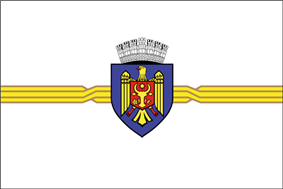 Flag of Chișinău