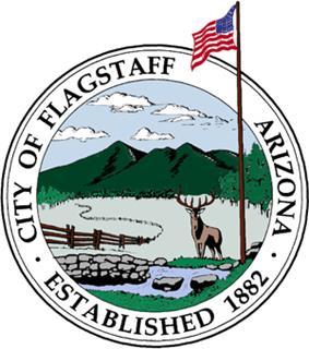 Official seal of Flagstaff, Arizona