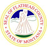 Seal of Flathead County, Montana