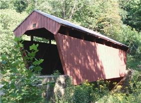 Fletcher Covered Bridge