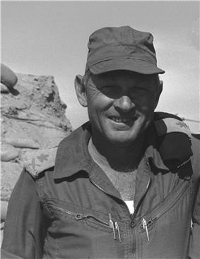 Adan near the Suez Canal; October 27, 1973