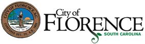 Official logo of Florence, South Carolina