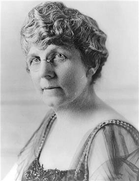 Portrait of Florence Harding