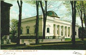 Roswell P. Flower Memorial Library