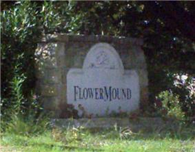 Skyline of Flower Mound, Texas