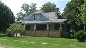 Floyd and Glenora Dycus House