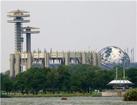 1964-1965 New York World's Fair New York State Pavilion