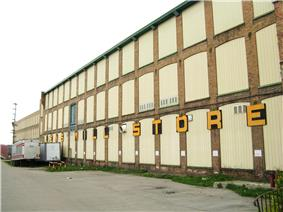 Forbes Textile Mill NHS, Cambridge, ON