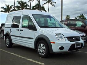 U.S.-market Ford Transit Connect (2010)
