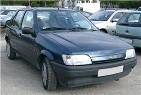 Ford Fiesta.