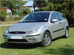 First generation Ford Focus.
