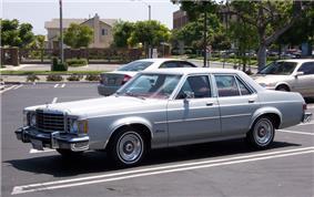 1975-77 Ford Granada