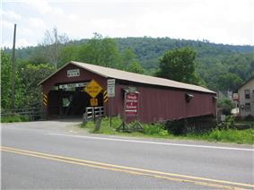 Forksville Covered Bridge