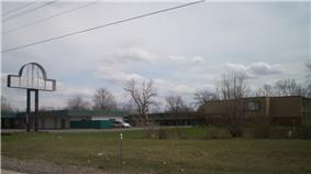 Former Holiday Inn in Flint
