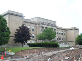 Former Niagara Falls High School