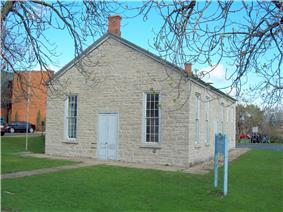 Former Reformed Mennonite Church