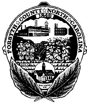 Seal of Forsyth County, North Carolina