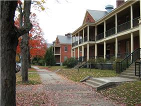 Fort Ethan Allen Historic District
