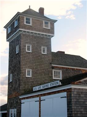 Fort Hancock, U.S. Life Saving Station