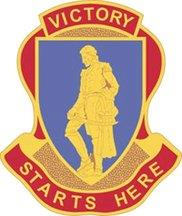 Fort Jackson BCT symbol.