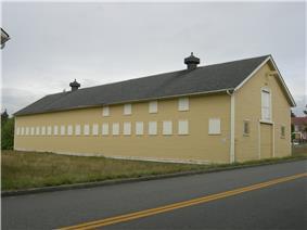 Quartermaster Stables (Building 916)