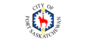 Flag of Fort Saskatchewan