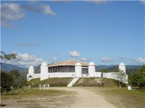 San Cristobal fortress