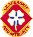 Fourth Army DUI