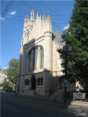 Fourth Avenue Methodist Episcopal Church