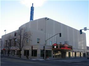 The Fox Theater in Spokane's Davenport Arts District