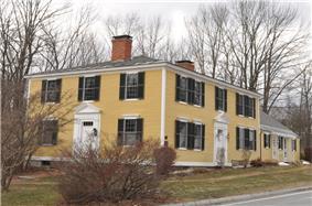 The Levi Woodbury Homestead