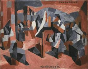 Francis Picabia, 1912, Tarentelle, oil on canvas, 73.6 x 92.1 cm, Museum of Modern Art, New York.jpg