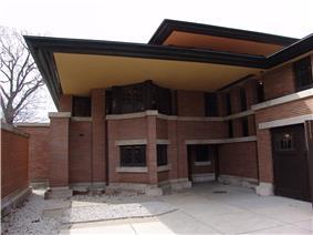 Frank Lloyd Wright - Robie House 4.JPG