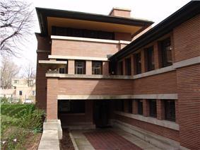Frank Lloyd Wright - Robie House 9.JPG