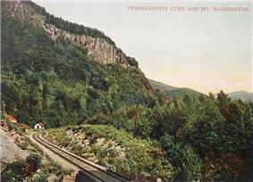Frankenstein Cliff c. 1905