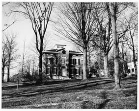 Franklin B. Hough House