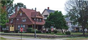 Franklin Boulevard Historic District