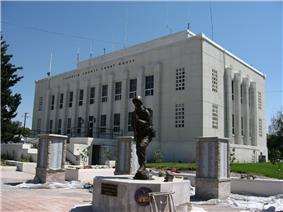 Franklin County Courthouse, Preston, Idaho