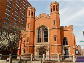 Franklin Street Presbyterian Church and Parsonage