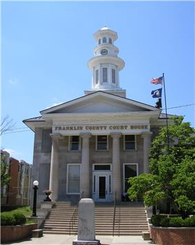 Frankfort Commercial Historic District