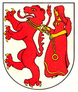 Coat of arms of Frauenfeld