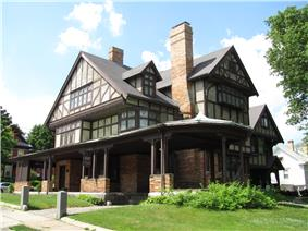 Fred Holland Day House