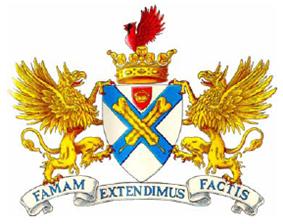 Coat of arms of Fredericksburg, Virginia