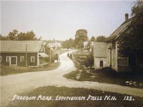 Effingham Falls in 1915