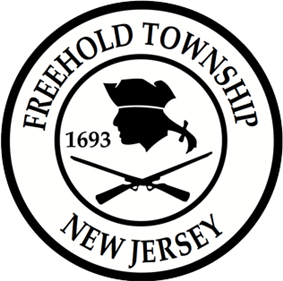 Official seal of Freehold Township, New Jersey